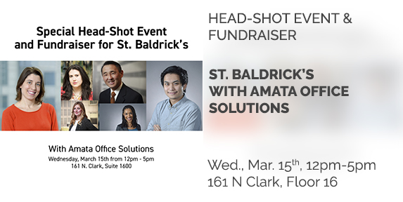 Head Shot Event and Fundraiser