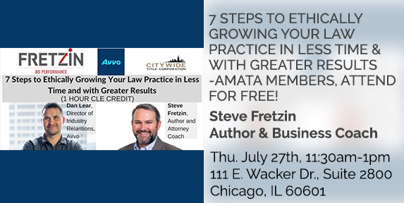 7 Steps to Ethically Growing Your Law Practice