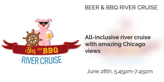 Beer & BBQ River Cruise